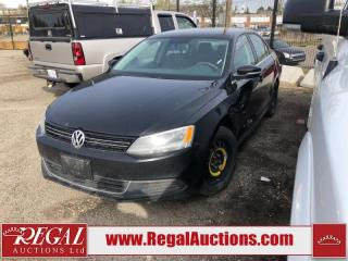 Used 2012 Volkswagen Jetta (33-NF) for sale in Calgary, AB