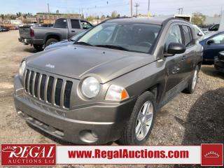 Used 2008 Jeep Compass (33-T) for sale in Calgary, AB