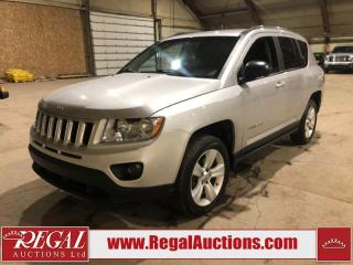 Used 2012 Jeep Compass North EDIT. 4D UTILITY for sale in Calgary, AB