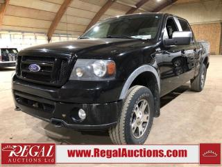 Used 2008 Ford F-150 FX4 Supercrew 4WD for sale in Calgary, AB