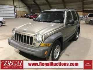 Used 2007 Jeep Liberty Sport 4D Utility for sale in Calgary, AB