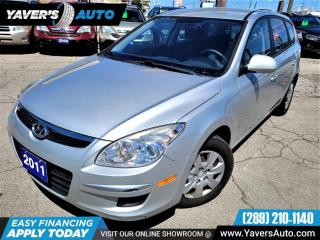 Used 2011 Hyundai Elantra TOURING GLS for sale in Hamilton, ON