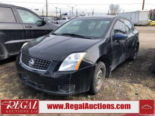 Used 2007 Nissan Sentra (9-X) for sale in Calgary, AB