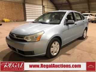Used 2008 Ford Focus SE 4D Sedan FWD for sale in Calgary, AB