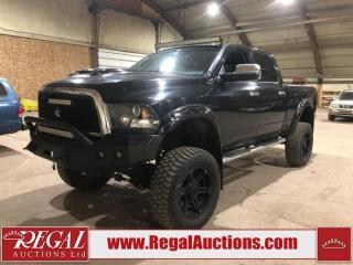 Used 2012 RAM 2500 LARAMIE CREW CAB 4WD for sale in Calgary, AB