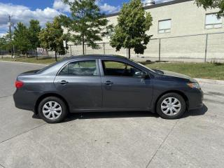 Used 2010 Toyota Corolla Only 141000, 4 Door, Auto, 3/Y Warranty Available. for sale in Toronto, ON
