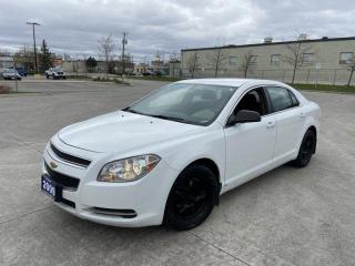 Used 2009 Chevrolet Malibu Automatic, 4 Door, 4 Cylind, 3 Years warranty avai for sale in Toronto, ON