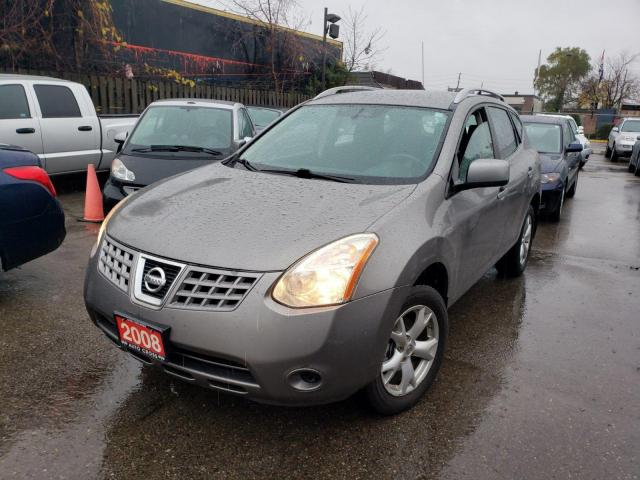 2008 Nissan Rogue AWD, Automatic, 4 Door, 3 Years warranty available