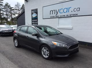 Used 2015 Ford Focus SE ALLOYS, BACKUP CAM, POWERGROUP!! for sale in Richmond, ON