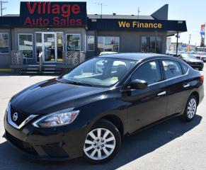 Used 2018 Nissan Sentra 1.8 SV CRUISE CONTROL! A/C! BACK UP CAMERA! for sale in Saskatoon, SK
