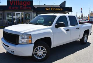 Used 2013 Chevrolet Silverado 1500 WT CRUISE CONTROL! A/C! 4X4! for sale in Saskatoon, SK