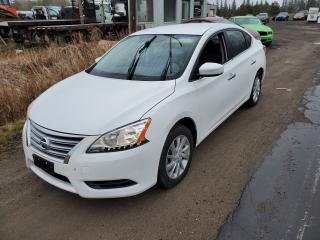 Used 2015 Nissan Sentra SV for sale in Stouffville, ON
