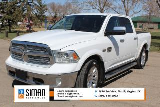 Used 2014 RAM 1500 Longhorn 145,000 km on replacement engine for sale in Regina, SK