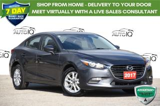 Used 2017 Mazda MAZDA3 GX| SEDAN | AUTOMATIC | ALLOYS for sale in Kitchener, ON