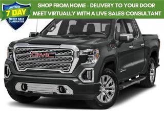 New 2021 GMC Sierra 1500 Denali for sale in Tillsonburg, ON