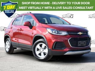 New 2021 Chevrolet Trax LT for sale in Tillsonburg, ON