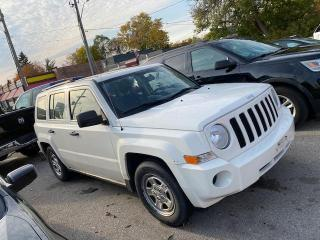 Used 2010 Jeep Patriot for sale in London, ON