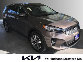 Used 2019 Kia Sorento 3.3L EX Rear Vision Camera | Leather Seats | Smartphone Integration for sale in Stratford, ON