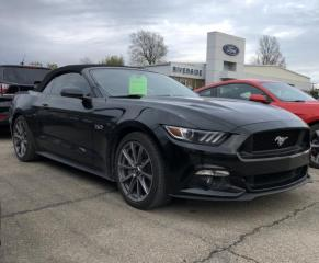 Used 2015 Ford Mustang GT Premium for sale in Brockville, ON