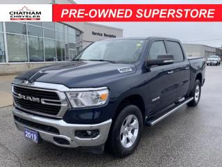 Used 2019 RAM 1500 Big Horn for sale in Chatham, ON
