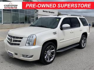 Used 2013 Cadillac Escalade for sale in Chatham, ON