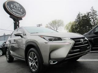 Used 2015 Lexus NX 200t AWD 4DR for sale in Burlington, ON