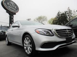 Used 2017 Mercedes-Benz E-Class 4DR SDN E 400 4MATIC for sale in Burlington, ON
