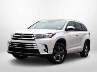 Used 2017 Toyota Highlander Limited | NAVI | NEW TIRES | LEATHER for sale in Surrey, BC