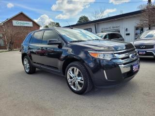 Used 2013 Ford Edge SEL for sale in Waterdown, ON