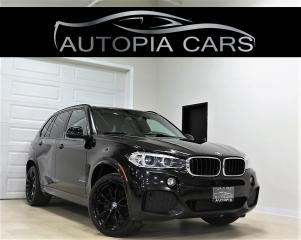 Used 2017 BMW X5 xDrive35i MSPORT HEADS UP DISPLAY NAVI REAR VIEW for sale in North York, ON