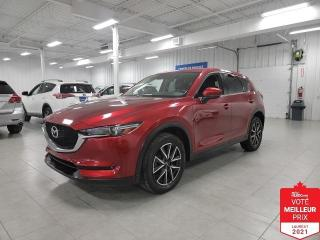 Used 2018 Mazda CX-5 GT AWD - CUIR + TOIT + JAMAIS ACCIDENTE !!! for sale in Saint-Eustache, QC