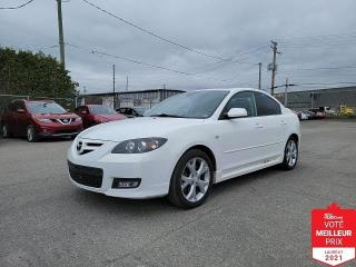Used 2007 Mazda MAZDA3 GT for sale in Saint-Eustache, QC