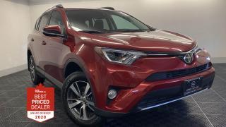 Used 2018 Toyota RAV4 AWD XLE for sale in Winnipeg, MB