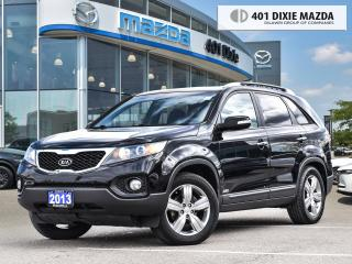 Used 2013 Kia Sorento ONE OWNER| NO ACCIDENTS| WINTER TIRE PACKAGE for sale in Mississauga, ON