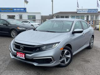 Used 2019 Honda Civic SEDAN LX for sale in Whitby, ON