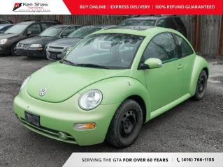 Used 2005 Volkswagen New Beetle for sale in Toronto, ON