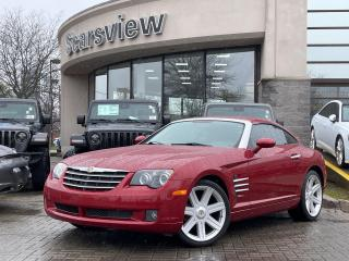 Used 2004 Chrysler Crossfire for sale in Scarborough, ON