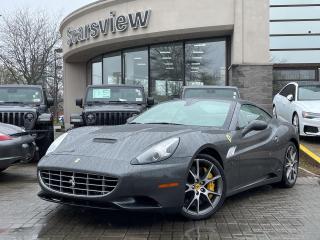 Used 2014 Ferrari California for sale in Scarborough, ON