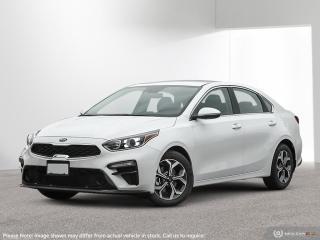 New 2021 Kia Forte Sedan EX IVT for sale in Kitchener, ON