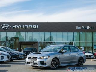 Used 2016 Subaru WRX STI Local for sale in Port Coquitlam, BC