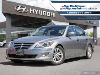Used 2013 Hyundai Genesis 3.8 for sale in North Vancouver, BC