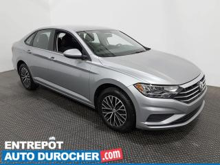 Used 2020 Volkswagen Jetta Comfortline - Apple/Android - Caméra de Recul for sale in Laval, QC