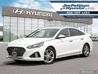 Used 2018 Hyundai Sonata 2.4 Sport for sale in Surrey, BC