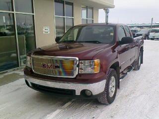 Used 2008 GMC Sierra 1500 K1500 Ext 1500 SLE Z71 for sale in Meadow Lake, SK
