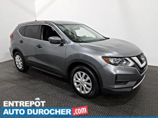 Used 2017 Nissan Rogue S - Caméra de Recul - Climatiseur - Bluetooth for sale in Laval, QC