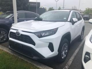 New 2021 Toyota RAV4 LE for sale in North Vancouver, BC
