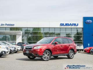 Used 2016 Subaru Forester 2.5i Limited Package w/Eyesight Pkg Option for sale in Port Coquitlam, BC
