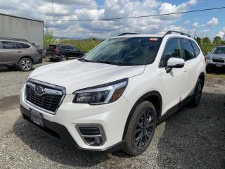 New 2021 Subaru Forester Limited for sale in Port Coquitlam, BC