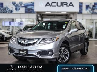 Used 2018 Acura RDX Elite  ***SOLD*** for sale in Maple, ON