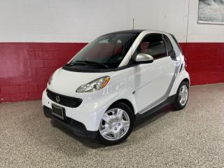 Used 2014 Smart fortwo CLEAN CARFAX LEATHER AUX INPUT A/C POWER STEERING for sale in North York, ON